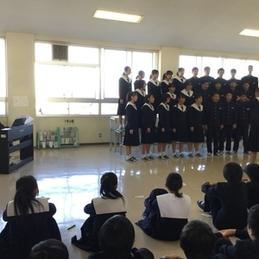 合唱交流会