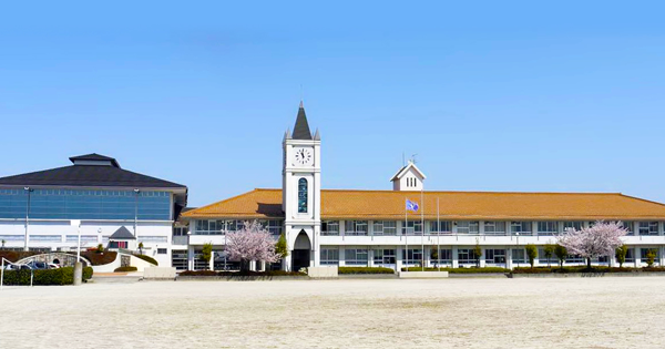 羽島市立中央中学校