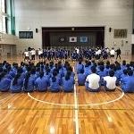 羽島特別支援学校 交流会