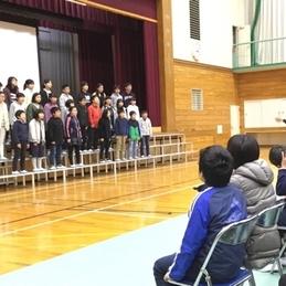 中島中学校新1年生入学説明会