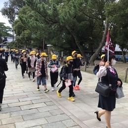 修学旅行⑥東大寺・奈良公園