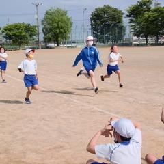 5年生 スポーツテスト「50m走」