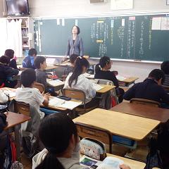 授業参観 5-1