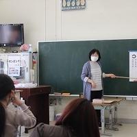 就学時健康診断・入学説明会を行いました